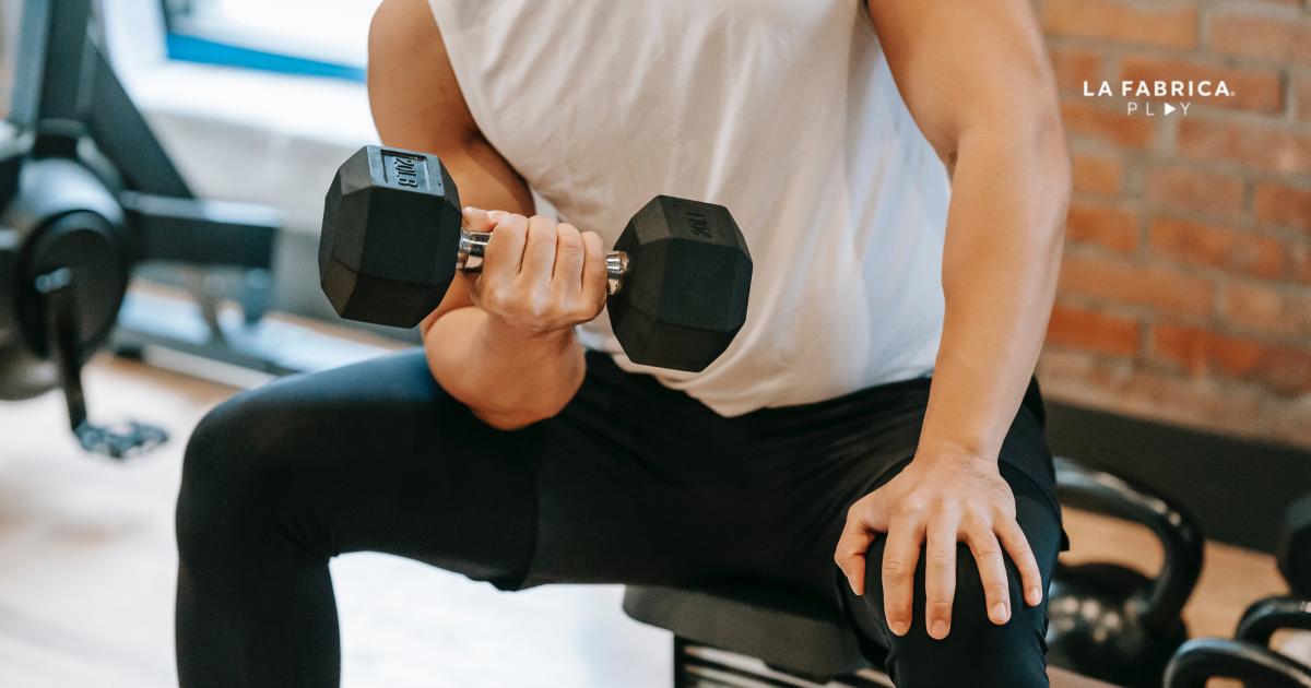 guiar sobre el aumento de masa muscular